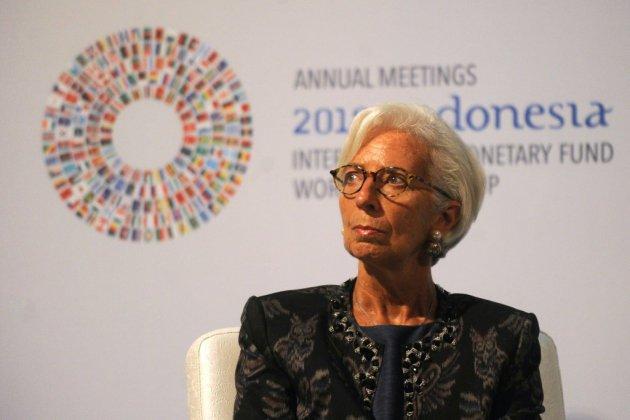 """Le FMI appelle à une """"désescalade"""" des tensions commerciales"""