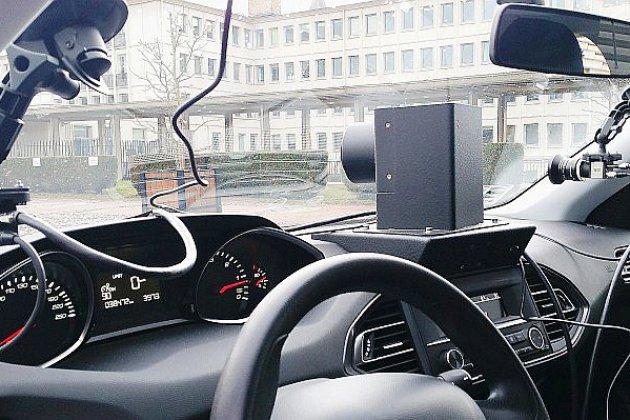 Dix voitures privées avec radars embarqués flashent partout en Normandie