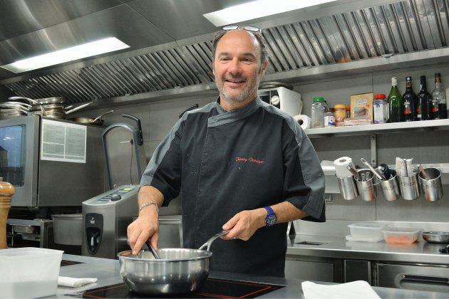 Thierry Demoget, défenseur de la gastronomie rouennaise