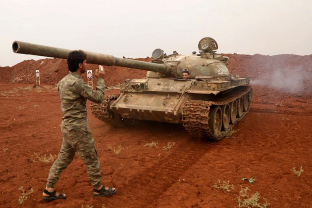 Idleb: le retrait des armes lourdes de la future zone démilitarisée achevé, selon Ankara