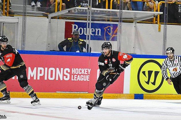 Hockey sur glace (CHL): les Dragons de Rouen condamnés à l'exploit