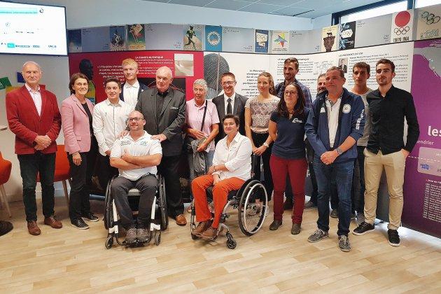 """Les """"Jeux olympiques"""" du sport scolaire 2022 en Normandie?"""