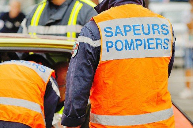De passage près du Havre, il sauve un homme victime d'un accident