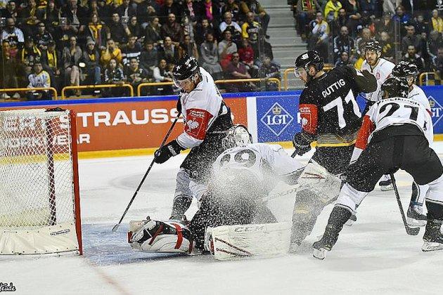 Hockey: les Dragons de Rouen réalisent un nouvel exploit en Coupe d'Europe