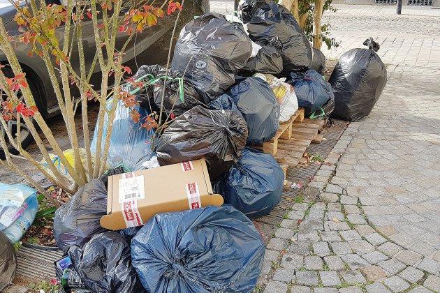 Alençon: plus de photos, moins de déchets