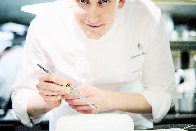 De Caen à Paris, Maxime Frédéric, chef pâtissier de prestige