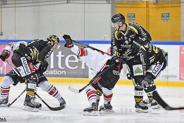 Hockey sur glace: après l'exploit, retour au championnat pour les Dragons de Rouen