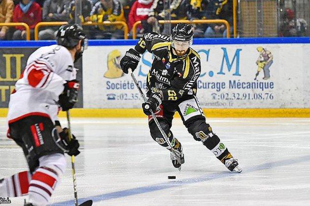 Hockey sur glace (Magnus) :Contrat rempli pour Rouen faceà Chamonix