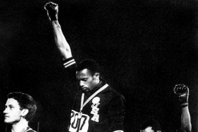 """Mexico-1968: le choc du podium """"Black Power"""" inspire toujours"""