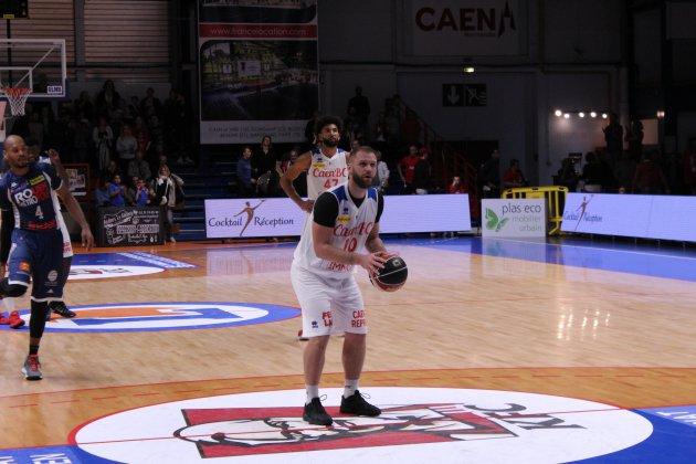 Basket (Pro B) : Belle victoire de Caen pour lancer la saison !