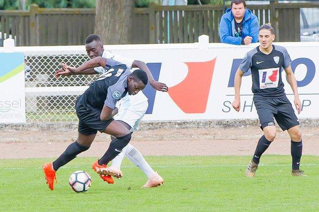 Football (Coupe de France): pas de surprise entre Oissel et Caudebec