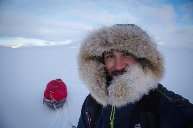 Matthieu Tordeur, un jeune explorateur à l'assaut du Pôle Sud