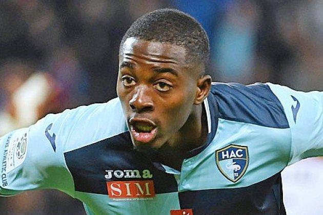 Football (Le Havre): non, Mateta n'a pas oublié le HAC