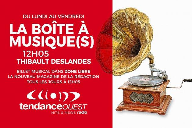 La boîte à musique: Gloria Gaynor pour l'anniversaire de Didier Deschamps