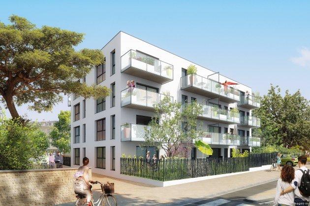 Caen: 42 nouveaux logements près du château en 2020