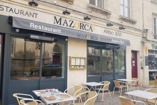 Bonne table à Caen: Le Mazorca, rue Saint-Sauveur