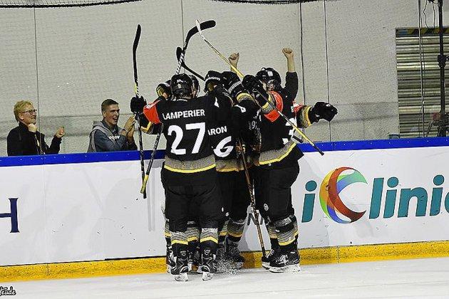 Hockey: les Dragons de Rouen prêts à écrire une page de leur histoire