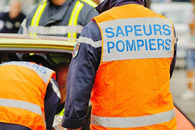 Caen: un feu d'appartement rue Caponière
