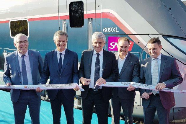 [photos et vidéo] Découvrez les futurs trains normands Omneo Premium