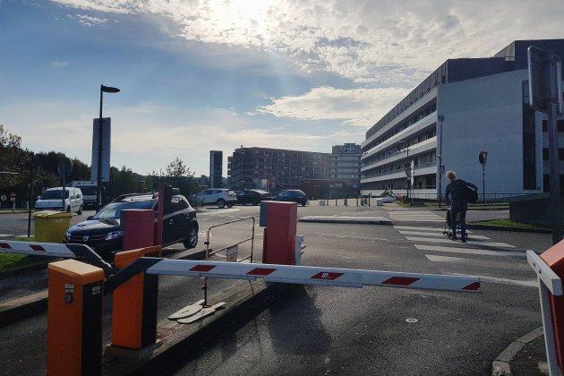 Près du Havre, l'hôpital Monod se lance dans le covoiturage