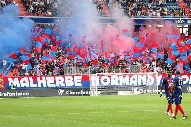Stade Malherbe Caen: grève de chants des supporters contre Guingamp