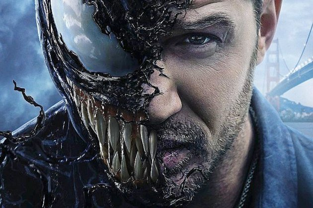 """""""Venom"""", un vilain héros en tête du box-office français"""