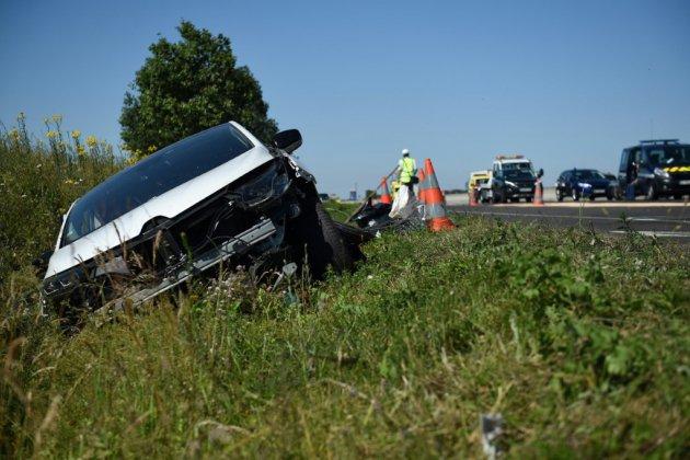 Rebond de la mortalité routière en septembre