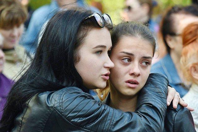 """Crimée : le tueur voulait se venger des """"humiliations"""" de ses camarades"""