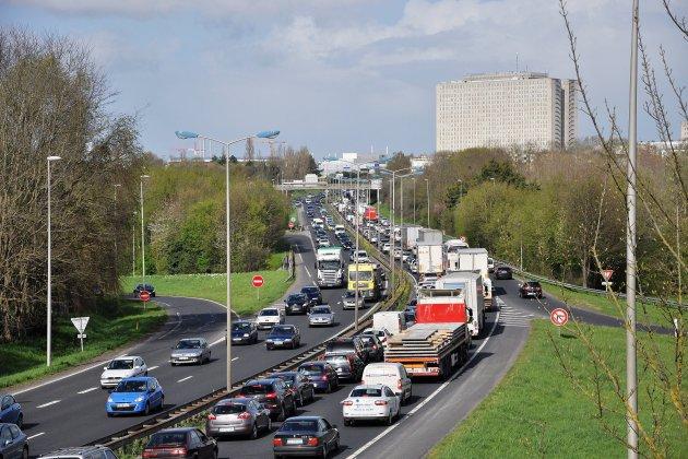 """Projet de péages urbains: """"à Caen, c'est hors de question"""""""