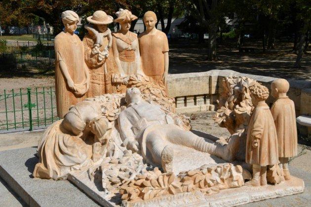 Paul Dardé, un sculpteur traumatisé par la Grande guerre