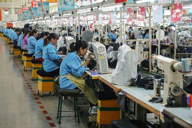 Chine: la croissance économique tombe au plus bas depuis 9 ans