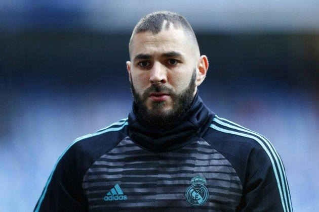 """Soupçons de tentative d'enlèvement: """"faut arrêter"""", réagit Benzema"""