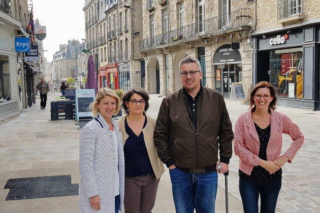Du changement dans la continuité à Shop'in Alençon