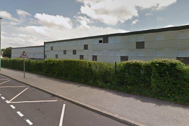 Près du Havre: une bande d'ados s'introduit illégalement dans un lycée