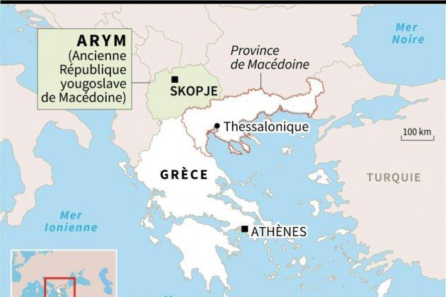 Macédoine : le Parlement vote le début du processus pour changer de nom
