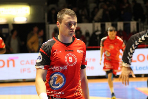 Handball (Proligue): les Vikings de Caen sont en crise