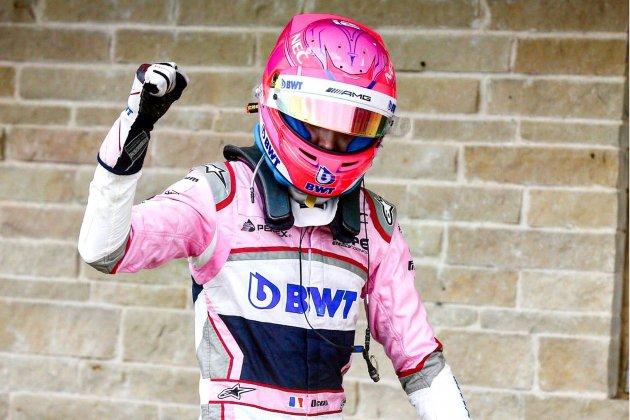 Formule 1 : Esteban Ocon partira de la 3e ligne au GP des États-Unis !