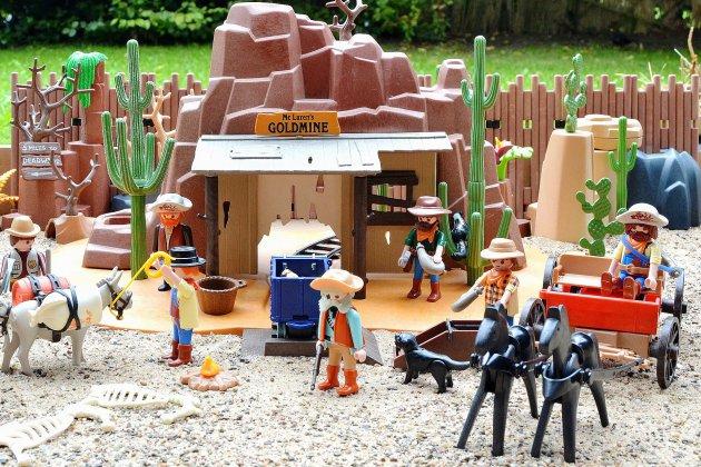 Le playmobil fait son festival à Rouen