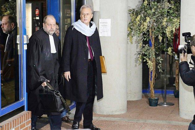 L'ancien secrétaire d'Etat Georges Tron sur le banc des accusés