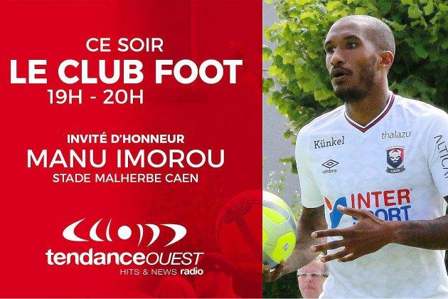 [REPLAY]: Revivez l'émissionClub Footavec Manu Imorou, invité d'honneur