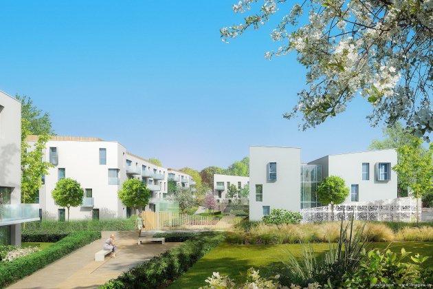 À Caen: une nouvelle résidence intergénérationnelle en 2019