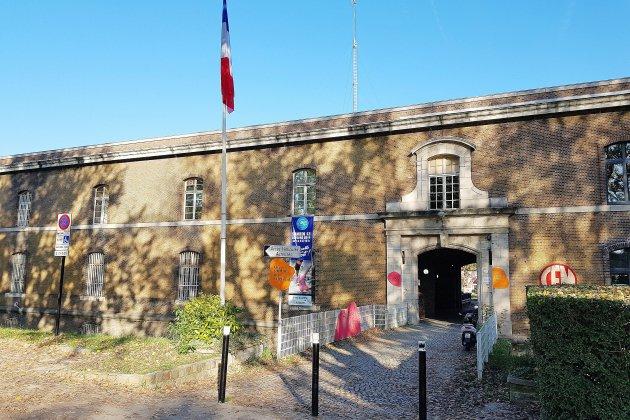 Fort de Tourneville (Le Havre): lieu de flânerie