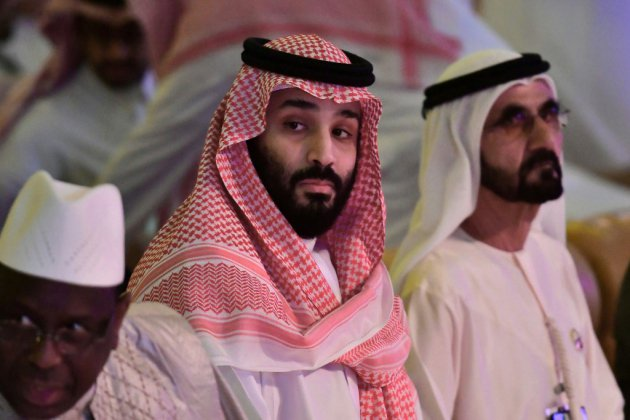 """Le prince héritier saoudien qualifie de """"crime haineux"""" le meurtre de Khashoggi"""