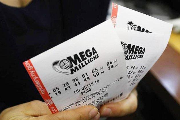 Un américain gagne 1,6 milliard de dollars, jackpot record pour une loterie