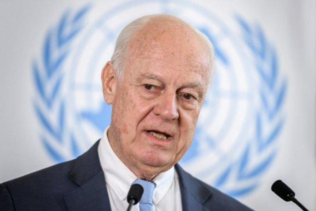 Comité constitutionnel en Syrie: l'émissaire de l'ONU confirme le blocage