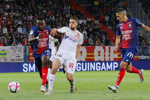 Football (Ligue 1) : Caenaura tenu une heure à Lille...