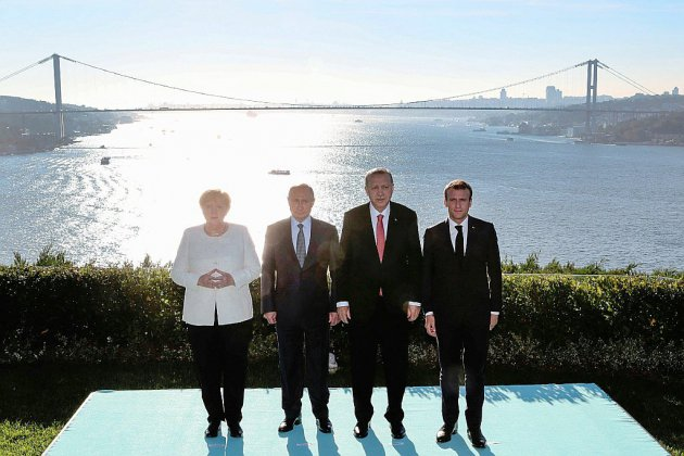 Syrie: Russie, Turquie, France et Allemagne appellent à préserver la trêve d'Idleb