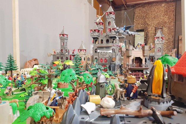 [Photos] Rouen: le festival du playmobil est lancé