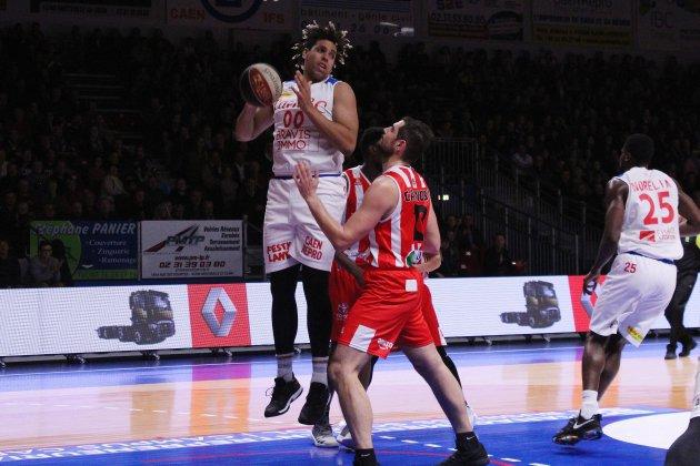 Basket (Pro B) : Caen ne se relève toujours pas...