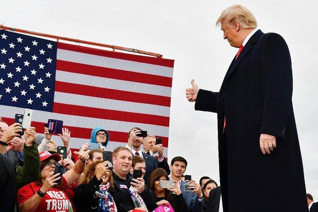 Trump contre Obama: dernier week-end de campagne aux Etats-Unis